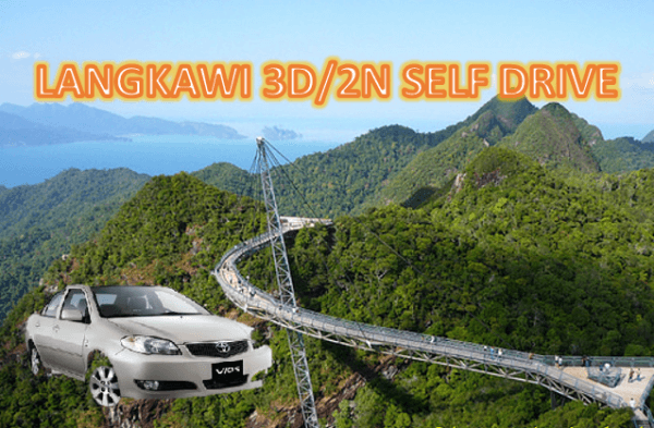 3D2N Langkawi Self Drive Package