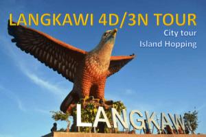 4D3N Langkawi tour package