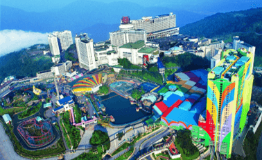 Genting Highland Day Tour