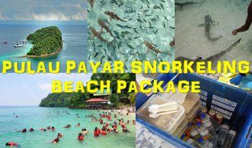 Pulau Payar snorkeling beach package