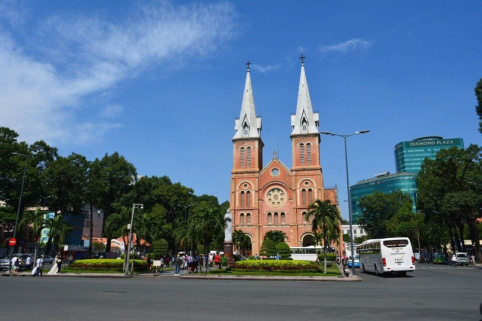 ho chi minh city tour package