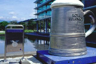 royal selangor pewter tour