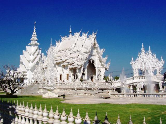 4D3N Chiangmai Chiangrai Tour Package SIC