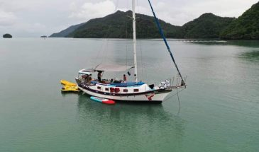 Private Sunset Dinner Cruise Langkawi By Popeye